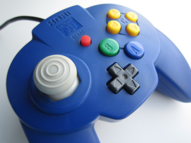 picture3  N64 Controller Layout