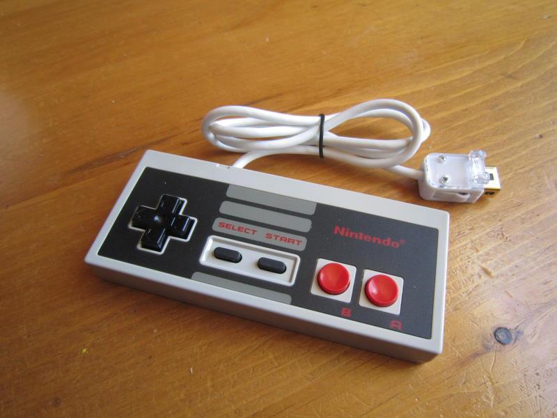 raphnet technologies NES SNES N64 Gamecube controller to