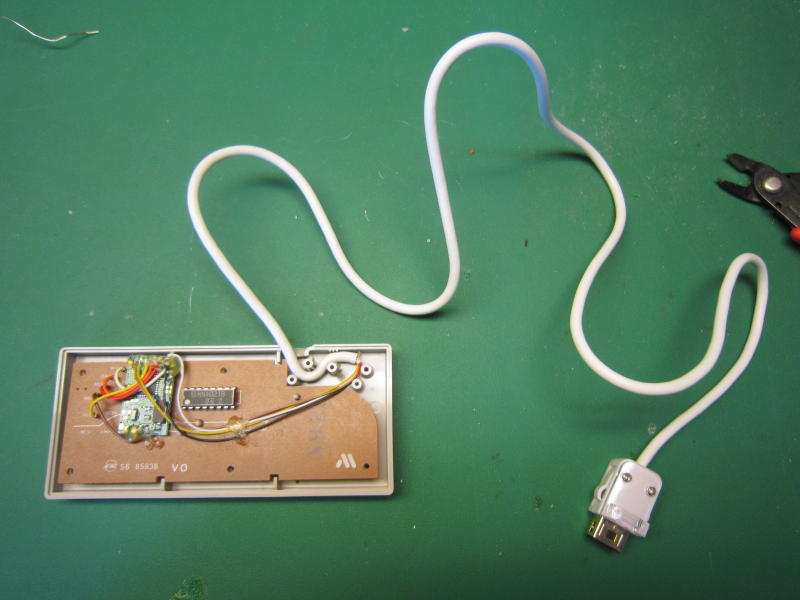 Raphnet Technologies  Snes  N64  Gamecube Controller To Wiimote Circuit