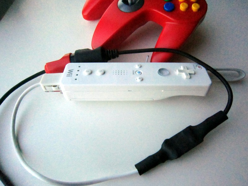 Wii64 Vs Not64