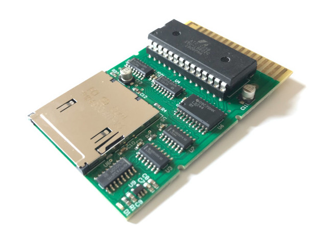 SD-Cart JR now available with a boot ROM