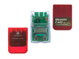 raphnet technologies - PSX memory card operations